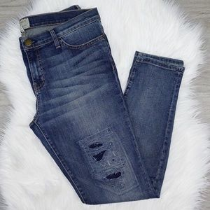 Current/Elliott Jeans - Current/Elliot Pixie Ankle Skinny Jeans